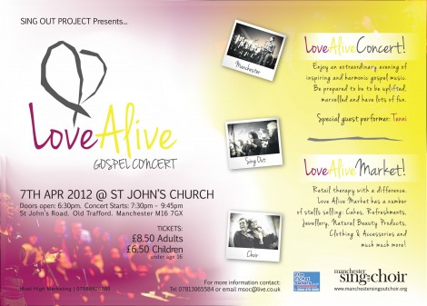 Love Alive - Easter Gospel Concert